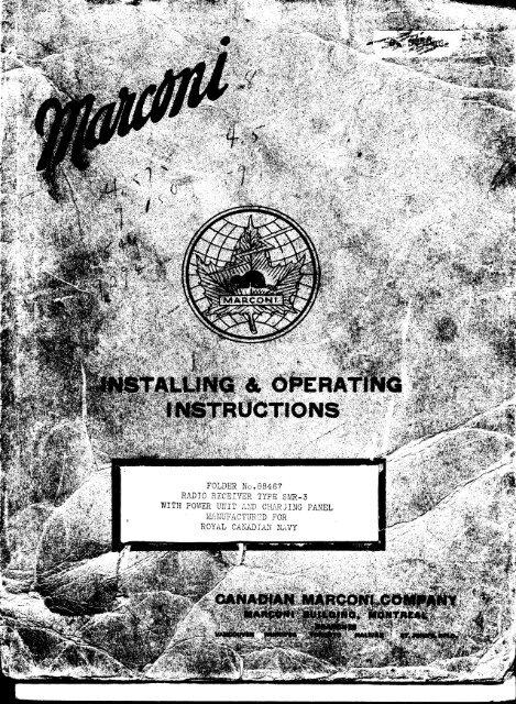 SMR-3 Manual