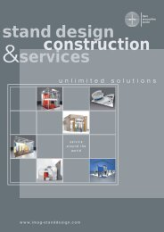 stand design construction &services