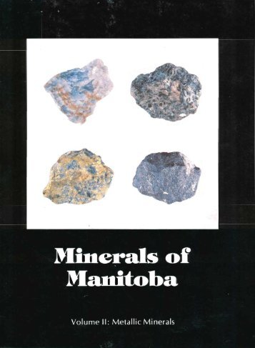 metallic metals - Government of Manitoba