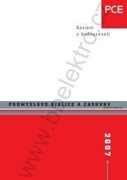 Katalog CZ v pdf - B + B Elektro