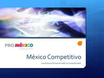 México Competitivo - IMEF