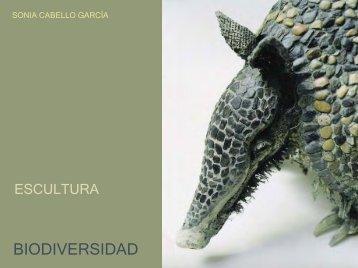 Biodiversidad y Escultura