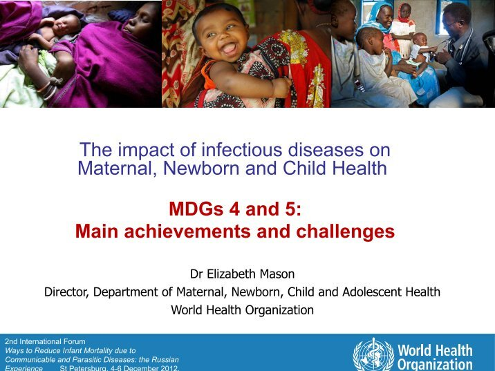 the impact of one infectious disease The impact of these diseases is immense and is felt across the world in addition to affecting the health of individuals directly, infectious diseases are also having an impact on whole societies, economies and political systems in the developing world in particular, crucial sectors for sustained.