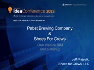 who is Shoes for Crews? - Salient