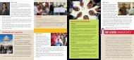 Service Park Scholar Achievements Scholarship and Leadership
