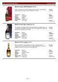 Katalog für Hersteller: Martell - und Getränke-Welt Weiser - Page 2