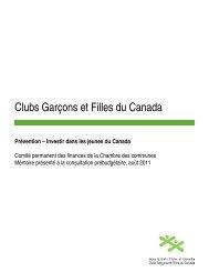 comite des finances soumission 2012.pdf - Boys and Girls Clubs of ...