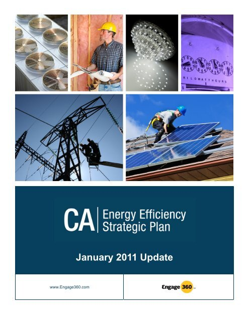 January 2011 Update - California Energy Commission - State of ...