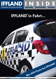Rho 800 Presto bei IFFLAND