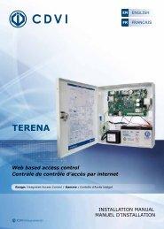 TERENA - Easy catalogue