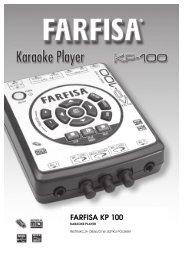 FARFISA KP 100 - FX-Music Group