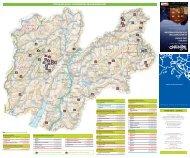 Scarica la cartina con i Rifugi aderenti - Valle del Chiese