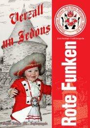 V erz ä ll R edaktion - KG Stadtgarde Funken Rot-Wiss Ratingen e.V.