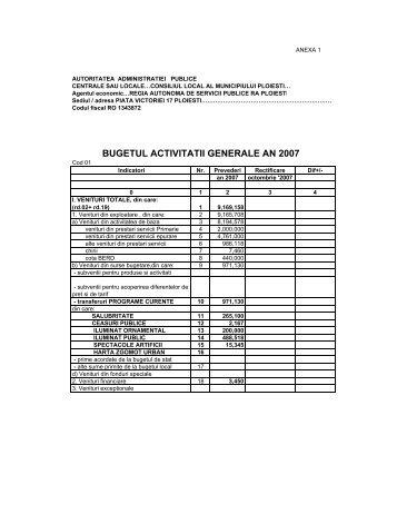 Anexa 1 rectificare RASP - Ploiesti.ro