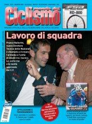 fci • san • norme attuative 2008 - Federazione Ciclistica Italiana
