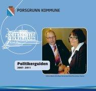 Bystyret 2007–2011 - Porsgrunn Kommune