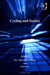 Dave Horton, Paul Rosen, Peter Cox - Cycling and society.pdf