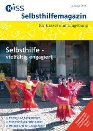 Selbsthilfemagazin Selbsthilfe - - KISS Kassel