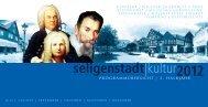 dezember 12 musik - Seligenstadt