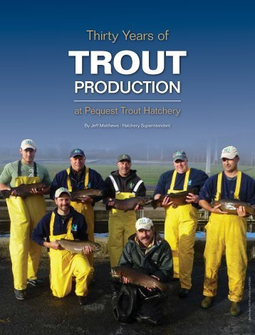 Thirty Years of Trout - State of New Jersey