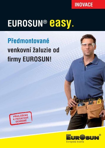 EUROSUN® easy. - Eurosun as