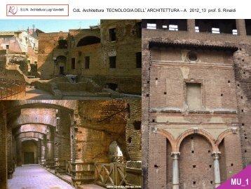 lezione aversa n.2 - Facoltà di Architettura Luigi Vanvitelli