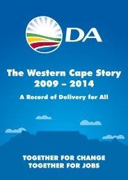 DA Western Cape Booklet_1