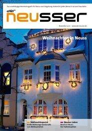 Dezember 2011 - Der Neusser