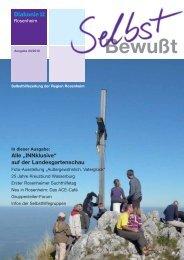 Bewußt - Selbsthilfekontaktstelle Rosenheim - SeKoRo