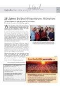 Bewußt - Selbsthilfekontaktstelle Rosenheim - SeKoRo - Seite 7