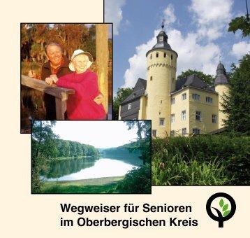 Wegweiser für Senioren im Oberbergischen Kreis - Sen-Info