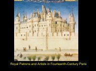 Royal Patrons and Artists in Fourteenth-Century Paris