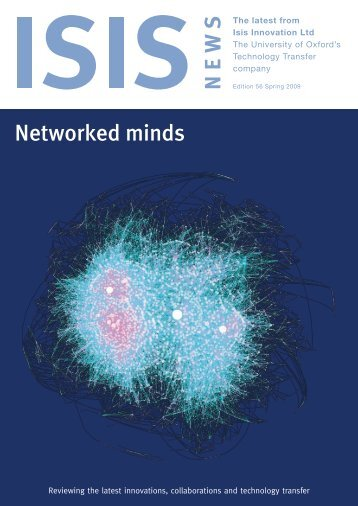 Networked minds - Isis Innovation