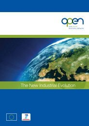 OPEN: The New Industrial Evolution - One Planet Economy Network