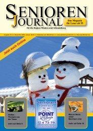Jetzt auch Online - Senioren Journal