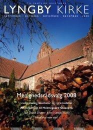 Lyngby kirkeblad sep - dec 2008