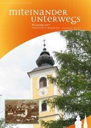 Pfarrblatt 20 - Juni 2011 - Diözese Graz-Seckau