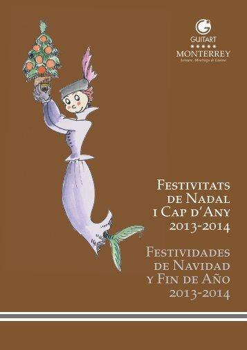 Festivitats de Nadal i Cap d'Any 2013/2014 - Del 7 al 10 de ...