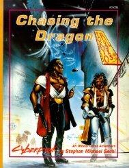 Cyberpunk 2020 - Chasing the Dragon
