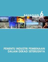 bahagian 6 penentu industri pembinaan dalam dekad seterusnya