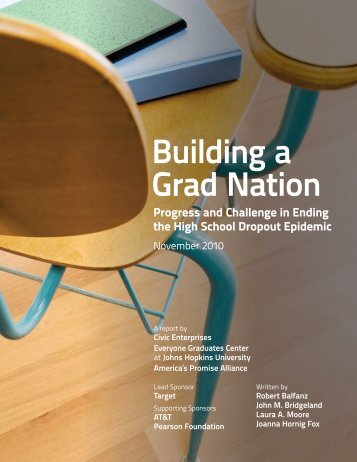 Building a Grad Nation - America's Promise Alliance