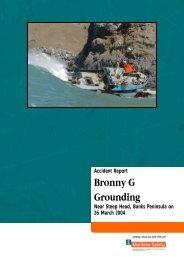 bronny g - Maritime New Zealand