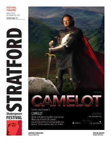 CameLot - Stratford Festival