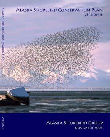 Alaska Shorebird Conservation Plan, Version II - USFWS Alaska ...