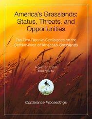 America's Grasslands - National Wildlife Federation