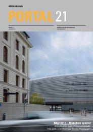 BAU 2011 – München spezial - Hörmann KG