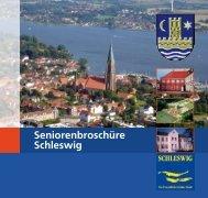 Seniorenbroschüre Schleswig - Sen-Info