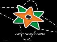 Nuorten suunnistusvalmennus - Suomen Suunnistusliitto
