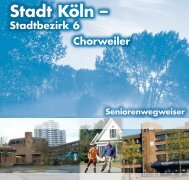 Seniorenwegweiser der Stadt Köln - Chorweiler - Sen-Info
