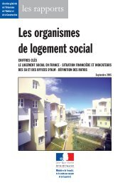 Les organismes de logement social - Vie publique